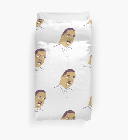 "Martin Luther King Jr. ""I Have A Dream"" Duvet Cover"