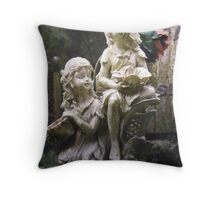 Together in eternity  Throw Pillow