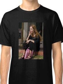 The Smoker Classic T-Shirt