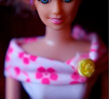 Portrait of a Doll by Carlee Bowles
