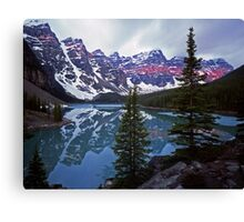 Moraine Lake #6 Canvas Print