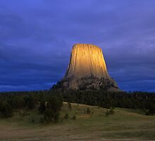 Devils Tower #4 by Mike Norton