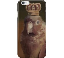 KING CONURE iPhone Case/Skin