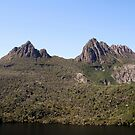 Cradle Mountain by Sprinkla