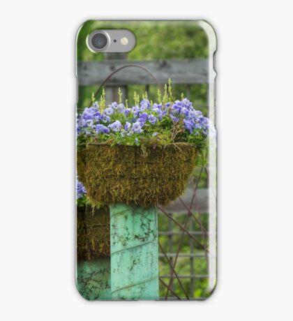 Flower Nest  iPhone Case/Skin