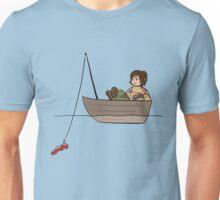 Fish like bacon, right? Unisex T-Shirt