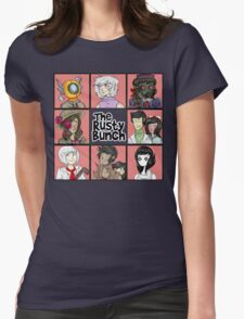 The Rusty Bunch Womens Fitted T-Shirt