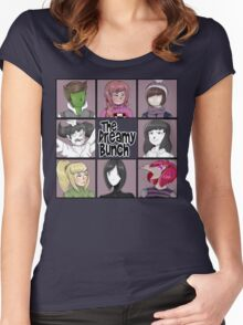 The Dreamy Bunch Women's Fitted Scoop T-Shirt