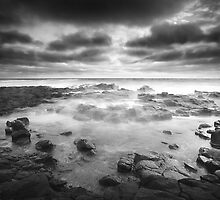 PHILIP ISLAND SUNSET No1 by Joseph Darmenia