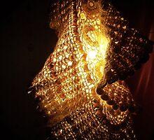 Back lit Doily by trueblvr