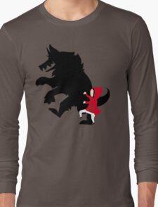 Little Red Long Sleeve T-Shirt