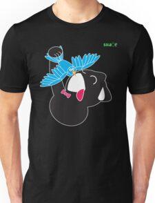 I Ated Twitteh Bird Unisex T-Shirt