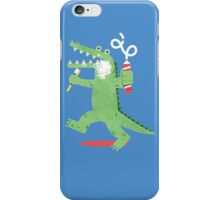 Squeaky Clean Fun iPhone Case/Skin
