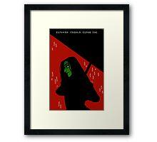 Elphaba Thropp Framed Print