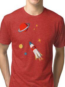 Space Adventure Tri-blend T-Shirt