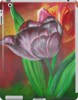 Two Tulips by taiche