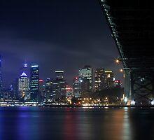 Under the Bridge by Darryl Leach