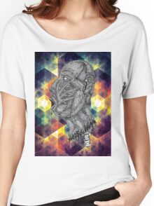Psychedelic Euphoria Women's Relaxed Fit T-Shirt