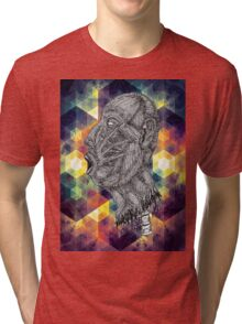 Psychedelic Euphoria Tri-blend T-Shirt
