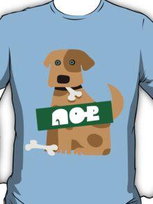 Splatoon SquidForce Splatfest Dog T-Shirt