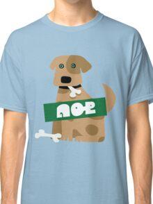 Splatoon SquidForce Splatfest Dog Classic T-Shirt