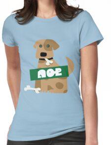 Splatoon SquidForce Splatfest Dog Womens Fitted T-Shirt