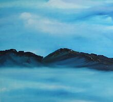 Fog is Lifting by David Snider