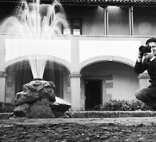 Shooter - Arles, France - 2010 by Nicolas Perriault