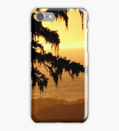 #221  Sunset Near Yankee Point iPhone Case/Skin