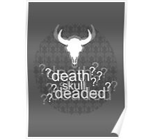 Deaded? - Drunk Deductions Poster