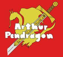 Arthur Pendragon Baby Tee