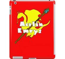 Merlin Emrys iPad Case/Skin