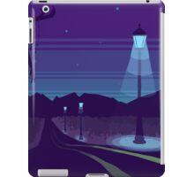 Night road iPad Case/Skin