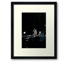 lily allen Framed Print