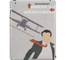 North by Northwest iPad Case/Skin