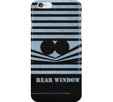 Rear Window iPhone Case/Skin