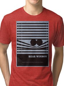 Rear Window Tri-blend T-Shirt