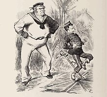 Cartoons by Sir John Tenniel selected from the pages of Punch 1901 0100 Plain English by wetdryvac