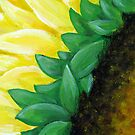 Sunflower - Card by Sybille Sterk