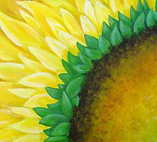 Sunflower by Sybille Sterk