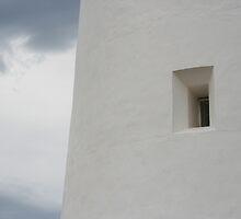 Lighthouse Window by Jeff Hobbs
