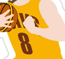 Ain't Ova Til It's Dellavedova Sticker