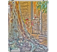 Man's Vintage Bicycle.... iPad Case/Skin