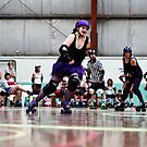 Newcastle Roller Derby League January Jam 4 by Mark Snelson