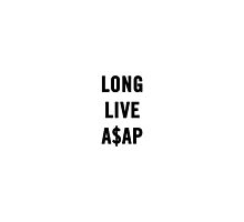 LONG.LIVE.A$AP by luxuryoven