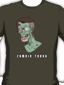 Vincent the Hipster Trash Zombie T-Shirt