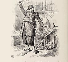Cartoons by Sir John Tenniel selected from the pages of Punch 1901 0162 Who Says Sick Man Now by wetdryvac