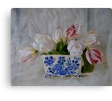 Delft Canvas Print