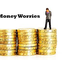 Money Worries by Paul Thompson Photography
