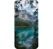 A Peek of Emerald Lake iPhone Case/Skin